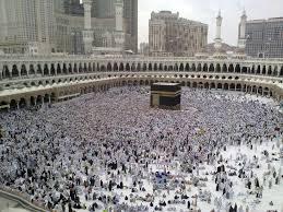 pilgrimage in mecca
