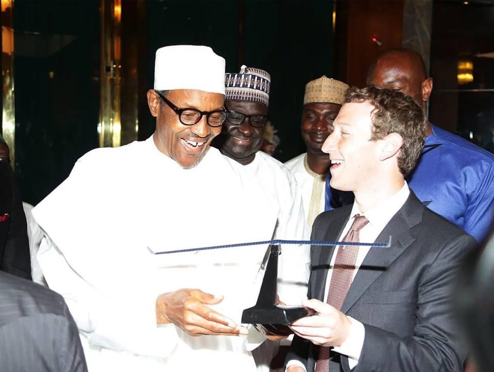 mark zuckerberg in aso rock 2