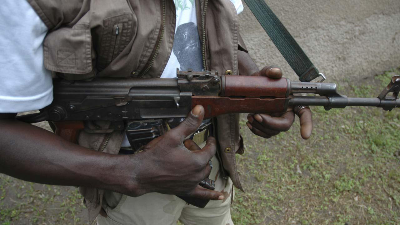 gunmen in plateau