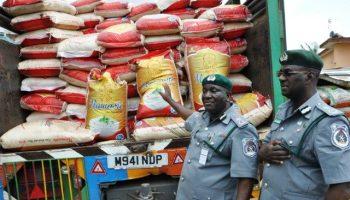 Customs-Area-Comptroller-of-Oyo-and-osun-Udo-Aka-Emmanuel-and-his-deputy-Tanko-Muhammed