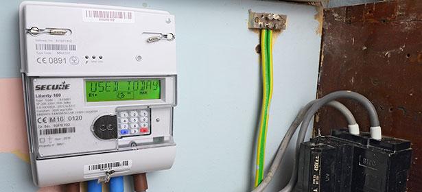 Electricity Metre1