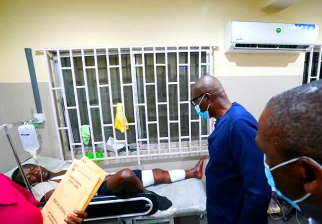 Sanwo-Olu-Visits-Injured-EndSARS-Protesters4