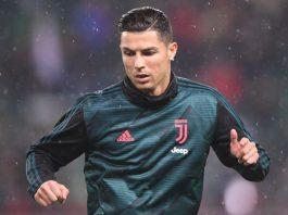 C Ronaldo