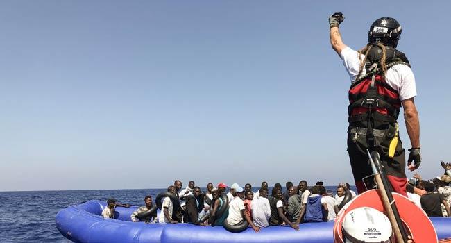 Migrants-on-Meditterean-sea