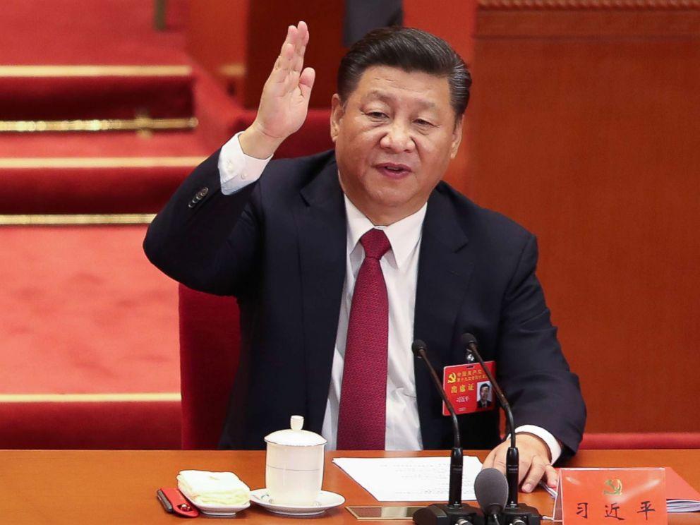 China Pres
