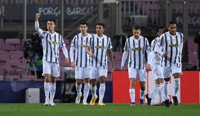 Juventus-players