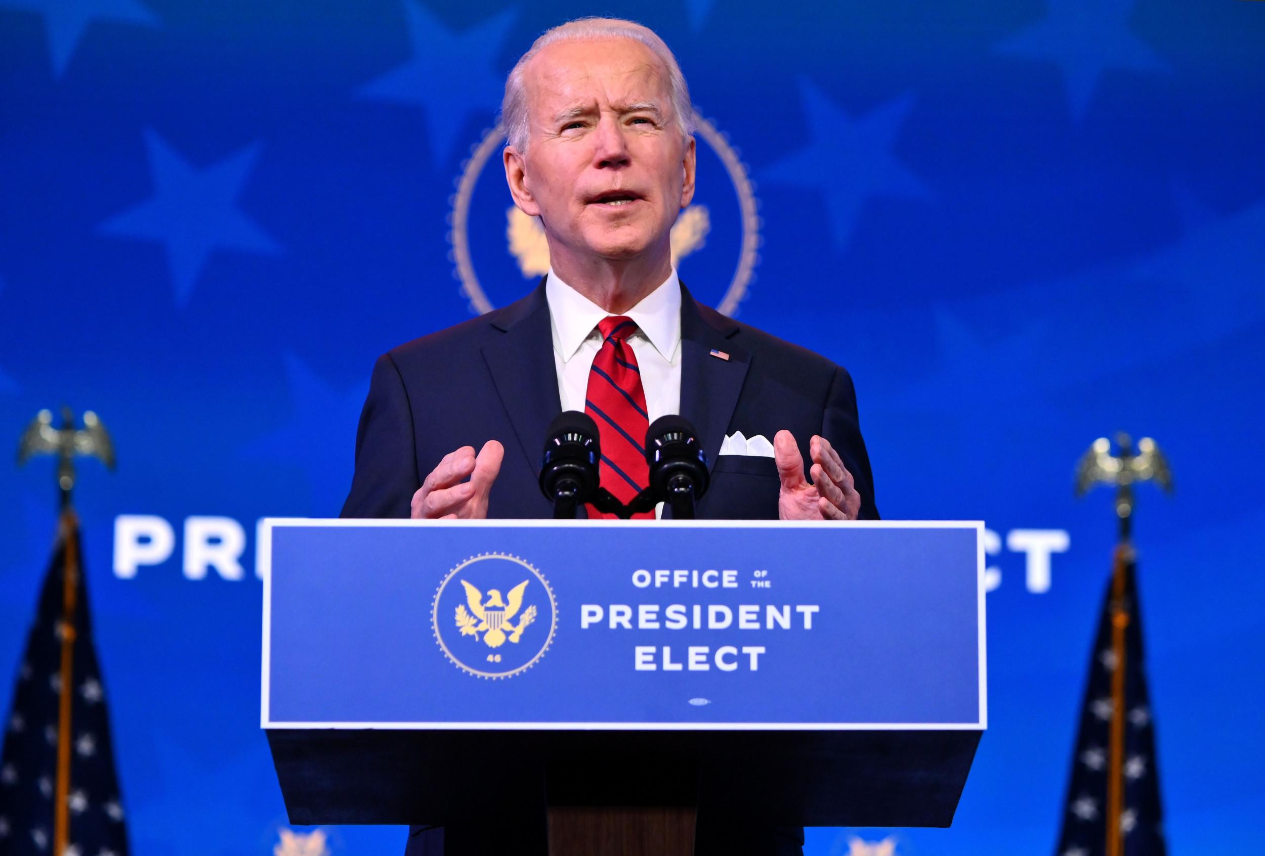 Joe Biden Speak