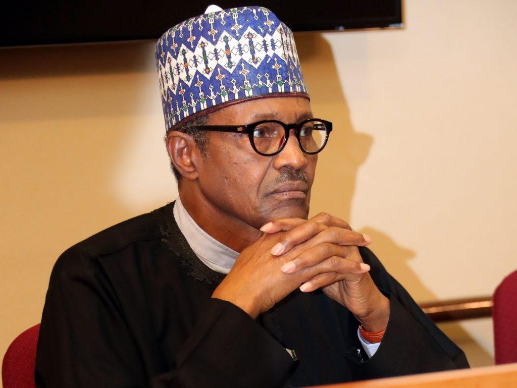 Buhari mourns